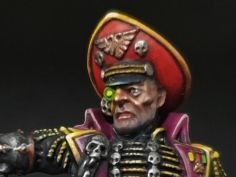 워해머40k] Officio Prefectus Commissar
